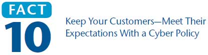 Fact 10 Keep Your Customers